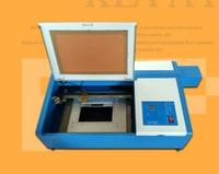 3020 Mini Laser Cutting 110 220V 40W 200 300mm Portable CO2 Laser Engraver Cutter Engraving Machine