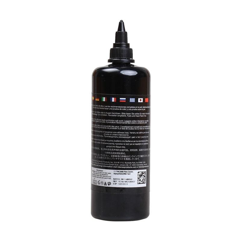 블랙 영구 문신 잉크 12 oz 새로운 프리미엄 블랙 문신 360 ml 병 블랙 비 독성 전문 문신 잉크-에서타투 잉크부터 미용 & 건강 의  그룹 3