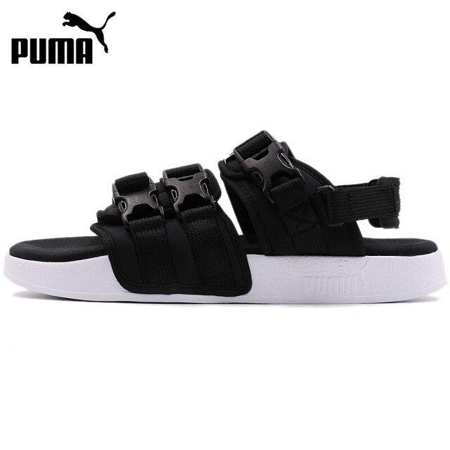67ce902fa968 Original Nouvelle Arrivée 2018 PUMA Leadcat YLM Unisexe Plage Sandales  Sports de Plein Air Sneakers