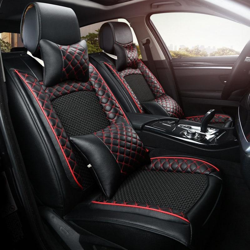 Tractor Seat Cover Deluxe Black Universal Front Seat Car Van Tractor Vehicles
