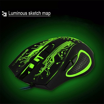 Wired-Gaming-Mouse-6-Buttons-5000DPI-LED-Optical-USB-Computer-Mouse-X9-for-PC-Laptop-Mouse-Gamer-1