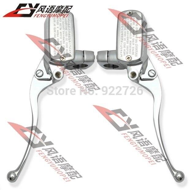 Free Shipping For Honda CB400 VTEC CB-1 CB750 CB1300 plating clutch brake pump 17mm piston pin
