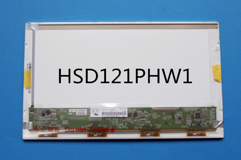 FREE SHIPPING Original 12.1 LED display HSD121PHW1-A03 HSD121PHW1-A01 HSD121PHW1 laptop LCD screen