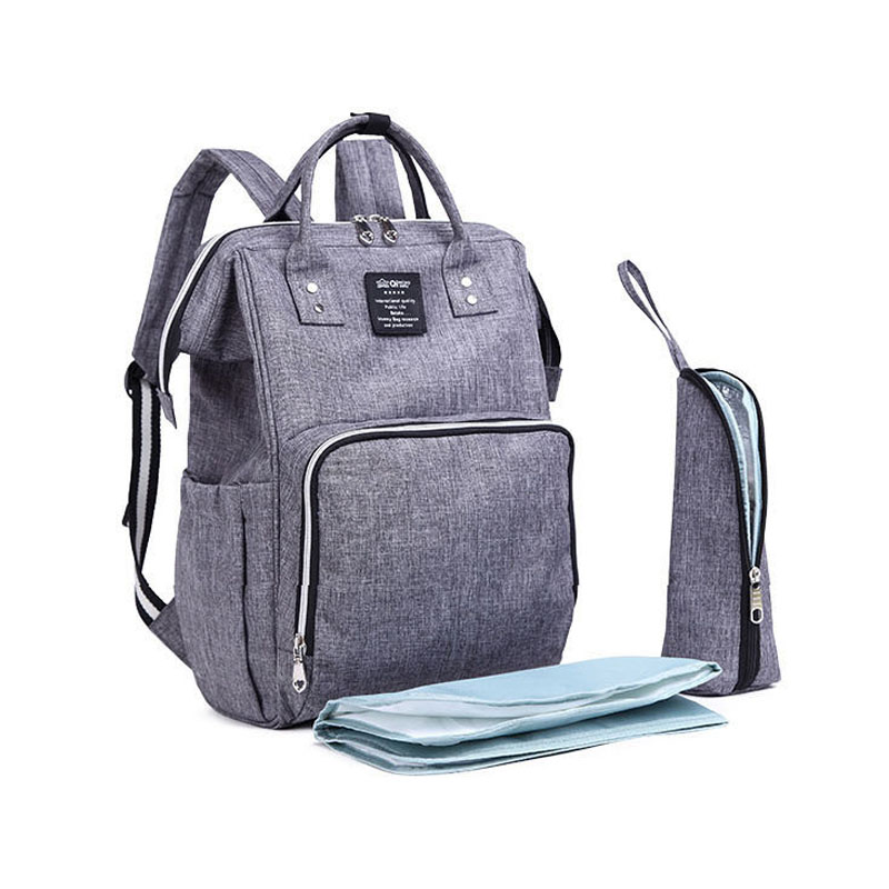 Fashion Baby Care Diaper Bag Multifunctional Diaper Bags Large Capacity Mother Maternity Backpack Infant Nappy Changing Bags