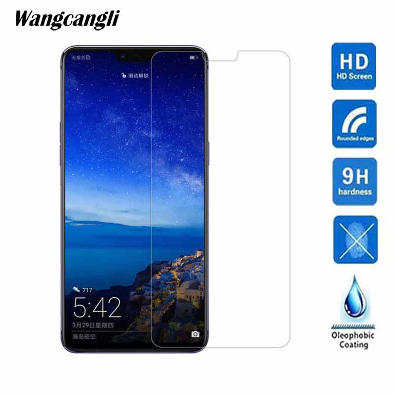 Wangcangli 2.5D tempered glass film for OPPO A3s A3 A5 A71 A83 F9 R17 screen protector 9H mobile phone protective glass