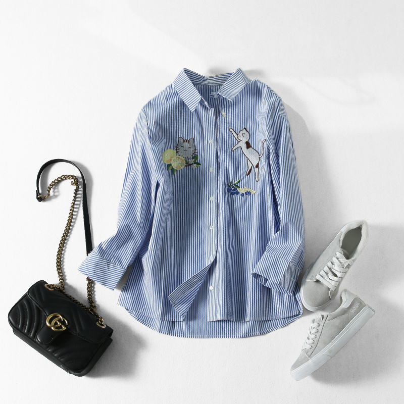 db8724fa063 Llegada Estilo Gratis Hmr19071mar4 ¡diseño Y Primavera Envío 2019 Dama Mujer  Verano Nueva Casual Camiseta Oficina x6qYXRYOw