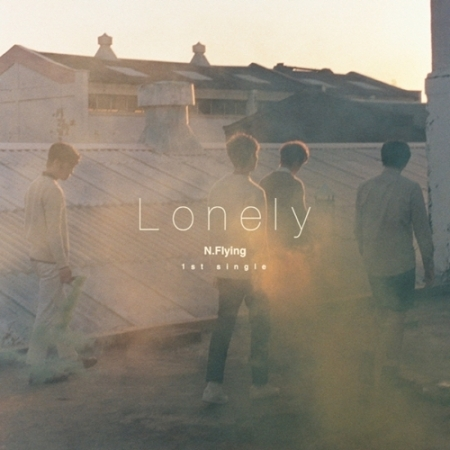 N.FLYING SINGLE ALBUM - LONELY Release Date 2015-10-23 KPOP купить