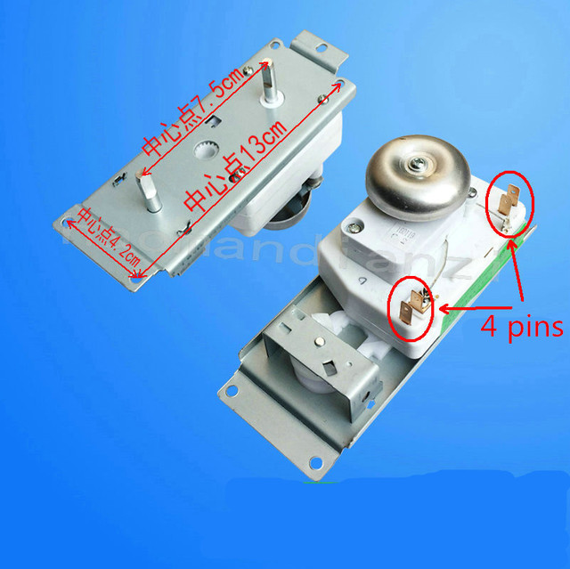 1pcs Timer for microwave For midea VFD35M106IIE Spare parts For microwave