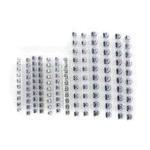 130 шт./лот 1 мкФ ф 240 мкФ Ф SMD алюминиевый электролитический конденсатор, набор в ассортименте, 13 значений * 10 шт. = 220 шт. набор образцов