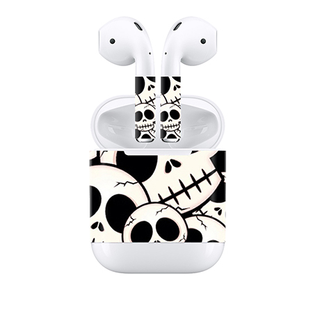 f64cc1c7513 free drop shipping Cool Designs Wrap Custom Decal For Apple Airpods #TN  APODS 0706-in Stickers from Consumer Electronics on Aliexpress.com    Alibaba Group
