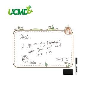 Image 3 - A3 מגנטי מקרר מדבקות לוח נשלף למחוק גרפיטי כתיבת תכנית עבודה לעשות רשימת תפריט הודעה תזכורת הערה לוח