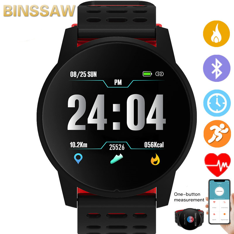 Top Sports Smart Watch Men Women Heart Rate Monitor Blood Pressure Fitness Tracker Smartwatch GPS Sport Watch for Android Ios(China)