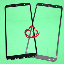 10 stks/partij Vervanging LCD Front Touch Screen Glas Outer Lens Voor Samsung Galaxy J4 + J4 Plus J415 J415F J415DS