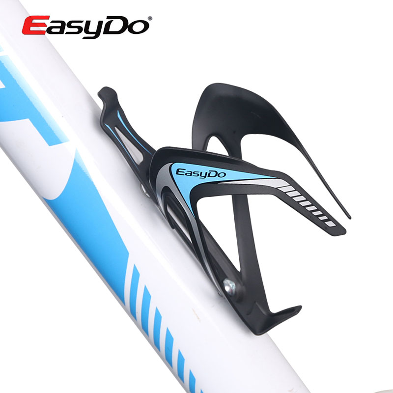 EASYDO Bicycle Bottle Cage Molding in 1 MTB Road Bike Cycling Sports Water Bottle Holder Carrier Rack 38g Grams Light Weight