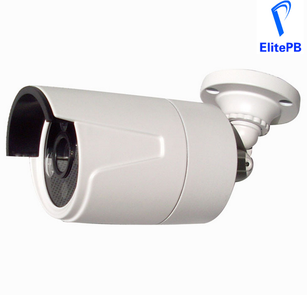 ElitePB Hot 1.3MP HD CCTV 960P AHD Camera 1/3 H81 Senor Outdoor Waterproof Mini Small White Bullet IR Security Surveillance Cam wistino cctv camera metal housing outdoor use waterproof bullet casing for ip camera hot sale white color cover case