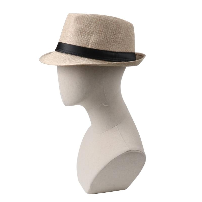 299441d4a4da4 Al por mayor visera del verano occidental vaquero de paja sombreros ...