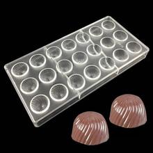 Küche backen 3d schokoladenformen, großhandel kunststoff-kuchen-form schokolade dekoration werkzeuge