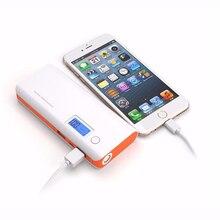 Power Bank 20000mAh Portable Charger Durable External Battery Rechargeable Backup Bateria Powerbank 20000 mah for romoss huawei