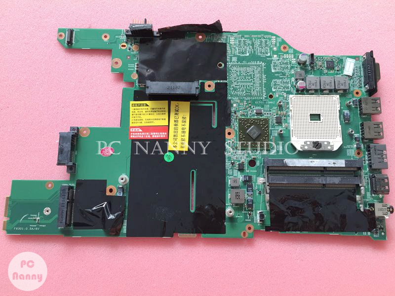 NOKOTION for Lenovo ThinkPad Edge E525 Laptop Motherboard 04W0609 FS1 DDR3 Mainboard Fully working