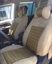 TO YOUR TASTE auto accessories custom luxury canvas CAR SEAT cushion for HONDA City GIENIA Stream Avancier Greiz breathable cool
