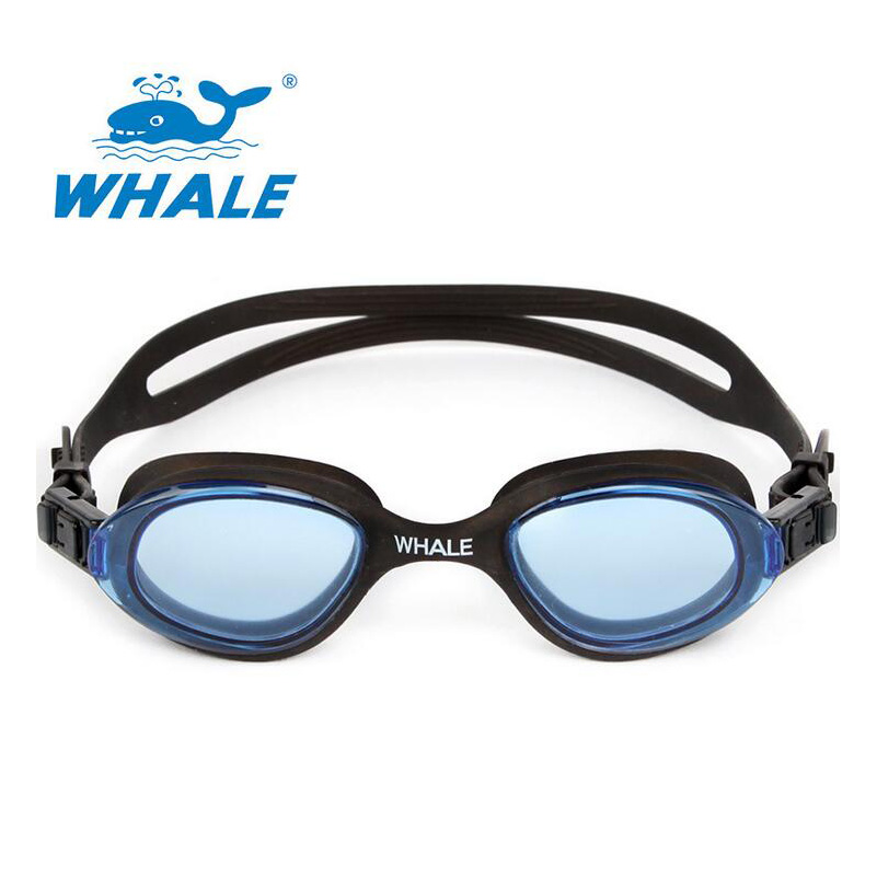 Original Waterproof Anti-fog Glasses Uv Protection Hd Swimming Goggles Eyewear 5 Color Home Improvement
