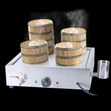 VOSOCO steam commercial Multifunctional braize machine 2000W stuffed bun machine evaporate Electric heating type Quick steaming