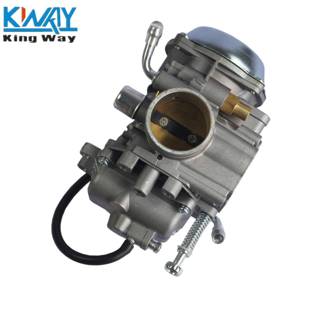 Free shipping king way carburetor for polaris sportsman 700 4x4 atv quad carb 2002