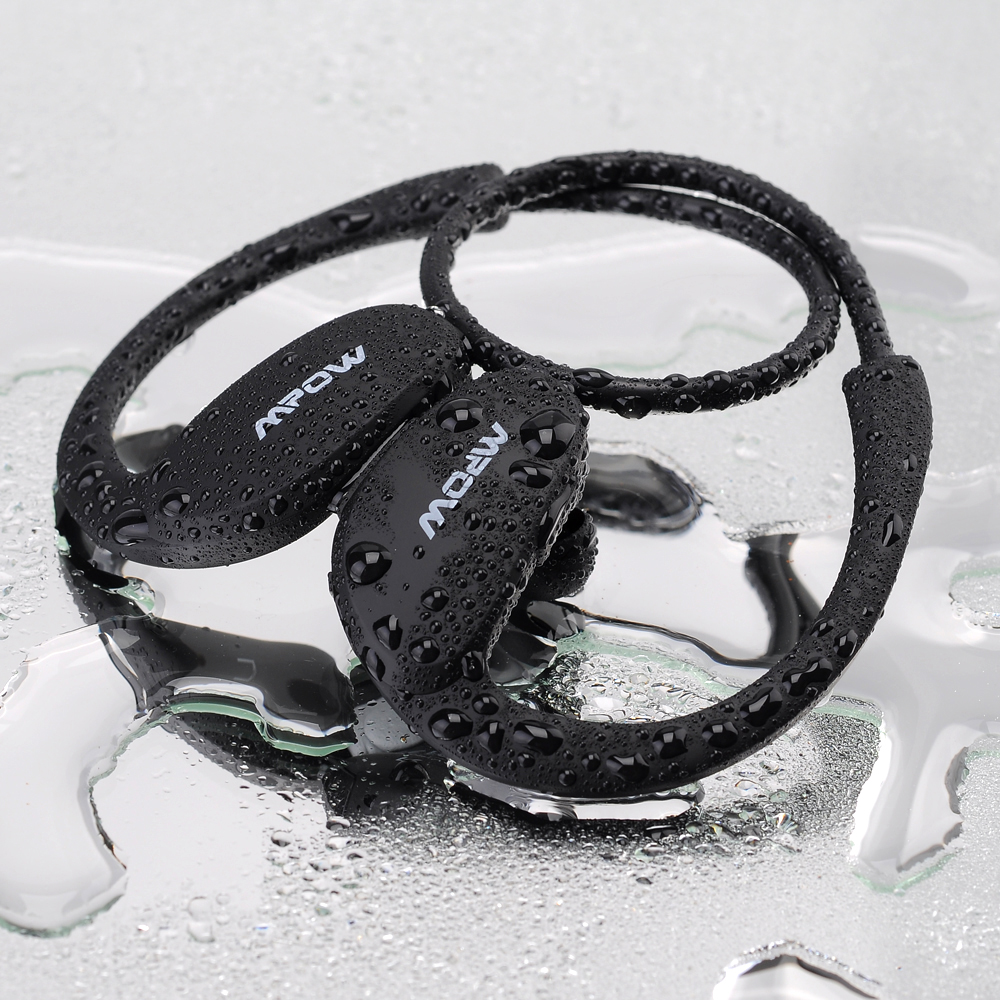 Mpow Cheetah 4,1 Bluetooth Headset Kopfhörer Drahtlose Kopfhörer AptX Sport Kopfhörer mit mic Freisprechen Anrufen für iPhone Android