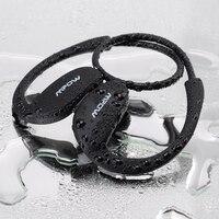 Mpow Cheetah 4 1 Bluetooth Headset Headphones Wireless Headphone AptX Sport Earphone With Mic Hands Free