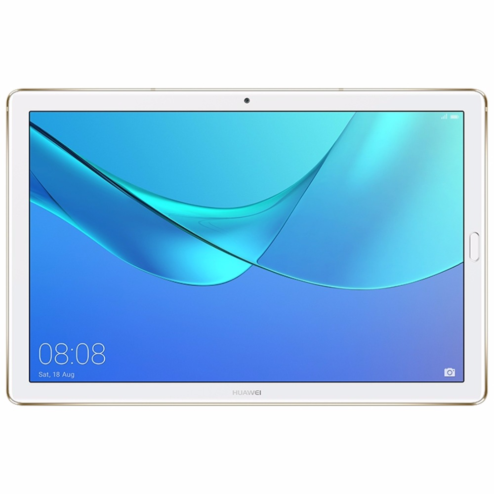 Huawei MediaPad M5 CMR-AL09 4G Phone Call Tablet 10.8 inch 4GB 64GB Android 8.0 Hisilicon Kirin 960S Octa Core + Micro Nuclei i6 huawei mediapad m5 cmr w09 10 8 inch 4gb 64gb face identification