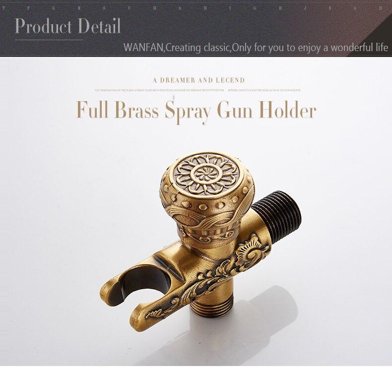 handheld higiênico chuveiro spray cabeça para lavagem