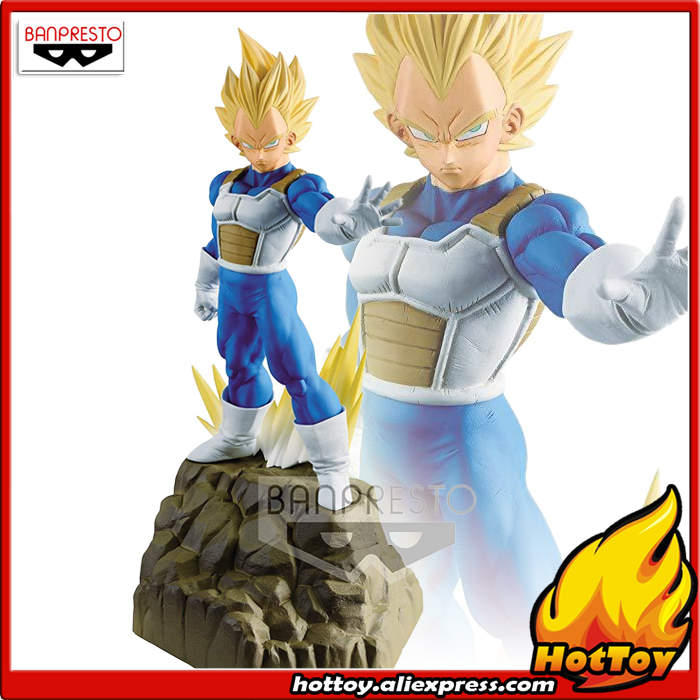 100% Original Banpresto Absolute Perfection Figure Collection Figure Super Saiyan Vegeta from Dragon Ball Z