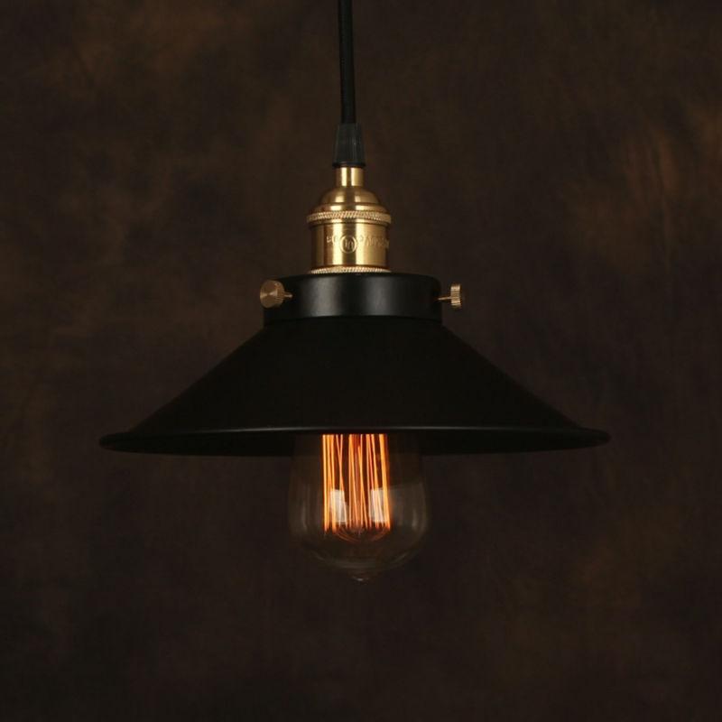 Vintage Pendant Light Industrial Edison Lamp American Style Iron Lampshade Loft Coffee Bar Restaurant Kitchen Lights 3pcs/lot vintage industrial retro pendant lamp restaurant bar bookstore edison loft spring style light