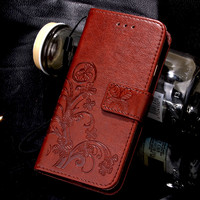 Butterfly Flip Leather Case For Samsung Galaxy S3 S4 S5 Mini S6 S7 Edge Note3 4