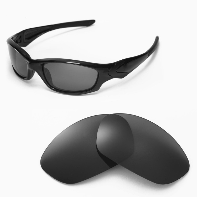 e8e012850d7 Walleva Polarized Replacement Lenses for Oakley Straight Jacket Sunglasses  6 colors available