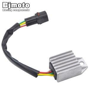 Image 3 - BJMOTO regulator do motocykla napięcia prostownika dla KTM 660 SMC 450 EXC R 250 XCF W EXC F 530 XC W 525 EXC 300 XC 400 EXC G wyścigi