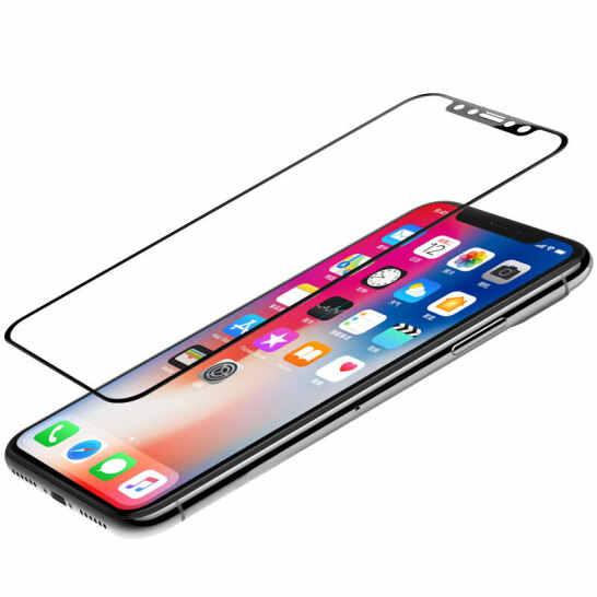 غطاء كامل ثلاثي الأبعاد 9H من الزجاج المقسى لهاتف آيفون X XS XR MAX 11 Pro maxglass واقي للشاشة