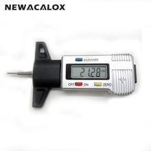Sale 0-1″ Caliper Micrometer Digital Tread Depth Gauge Precision Measuring  0-25mm/0.01 LCD Display Tyre Tread Brake Pad Wear Shoe