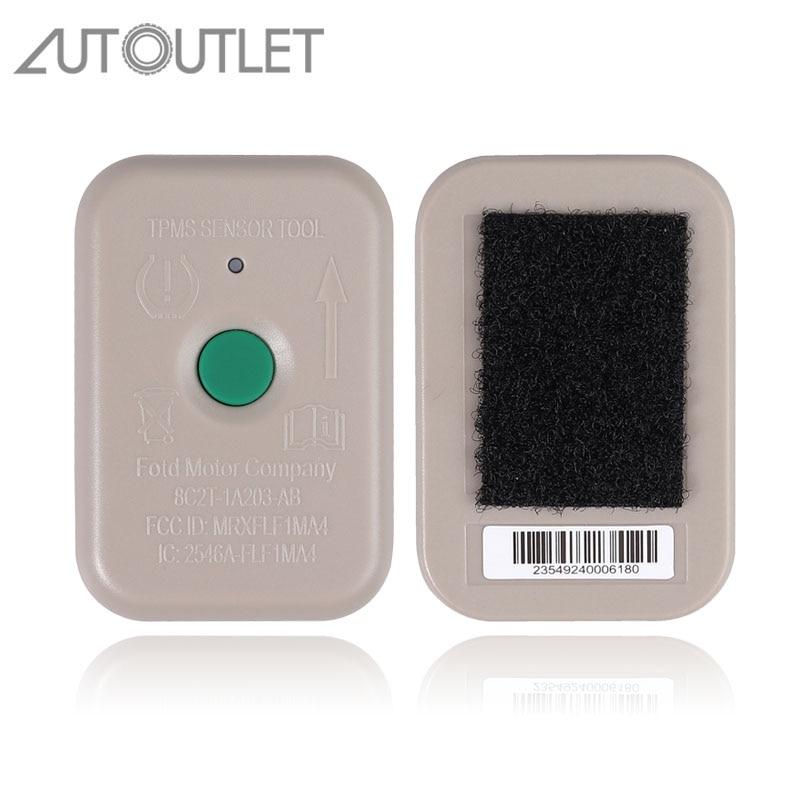 AUTOUTLET für Reifen Presure Monitor Sensor Aktivierung Werkzeug Für Ford 8C2Z-1A203-AB 8C2T1A203AB TPMS Sensor REIFENDRUCK SENSOR