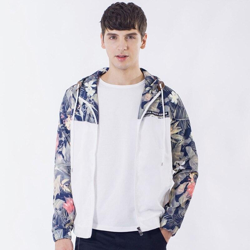 HTB1kk09XiYrK1Rjy0Fdq6ACvVXa8 Drop Shipping Florals Bomber Jacket Men Hip Hop Slim Fit Flowers Pilot Jacket Coat Men's Hooded Jackets US Size Free Shipping