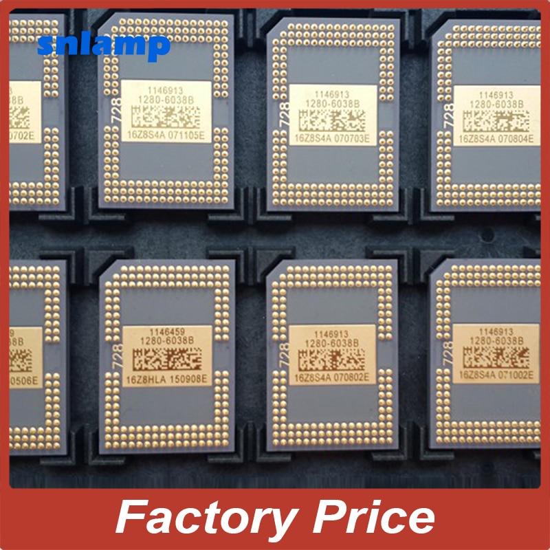 100% new Original DMD chip top quality 1280-6038B 1280-6039B 1280-6338B 1280-6138B 1280-6139B 1280-6239B 1280-6238B 1280-6339B free shipping second hand 1280 6038b 1280 6039b dmd chip for is500 mw512 in3116 w600 with 1 month