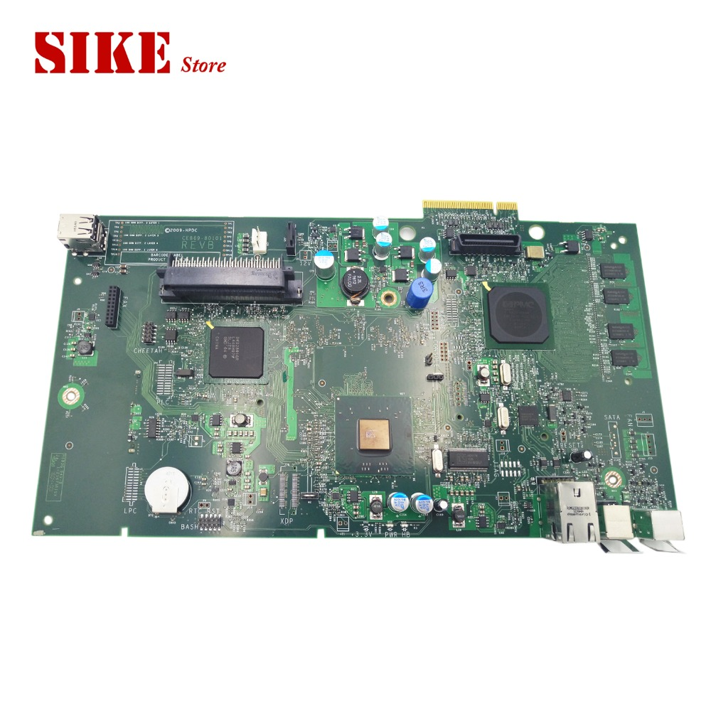 CE869-60001 Logic Main Board Use For HP M4555 4555 MFP Formatter Board Mainboard q1857 60001 logic main board use for hp laserjet 5100 hp5100 formatter board mainboard