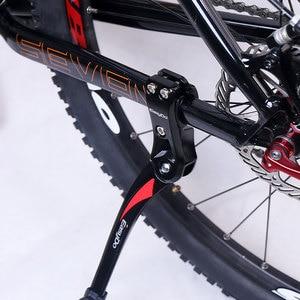 Image 4 - Easydo MTB Bicycle Bike Kickstand Parking Rack MTB Mountain Bike Support Side Kick Stand Foot Brace 24 29 Adjustable 34 41cm