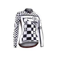 Sıcak satış bayan mtb bisiklet formalar bisiklet uzun kollu spor forması İlkbahar/sonbahar wrcking kumaş bisiklet clothing ciclismo