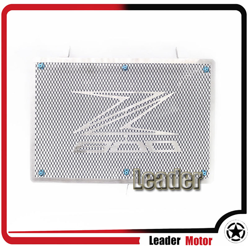 For Kawasaki  Z800 2013-2014 Motorcycle Accessories Radiator Grille Guard Cover Protector Fuel Tank Protection Net motorcycle radiator grille grill guard cover protector golden for kawasaki zx6r 2009 2010 2011 2012 2013 2014 2015