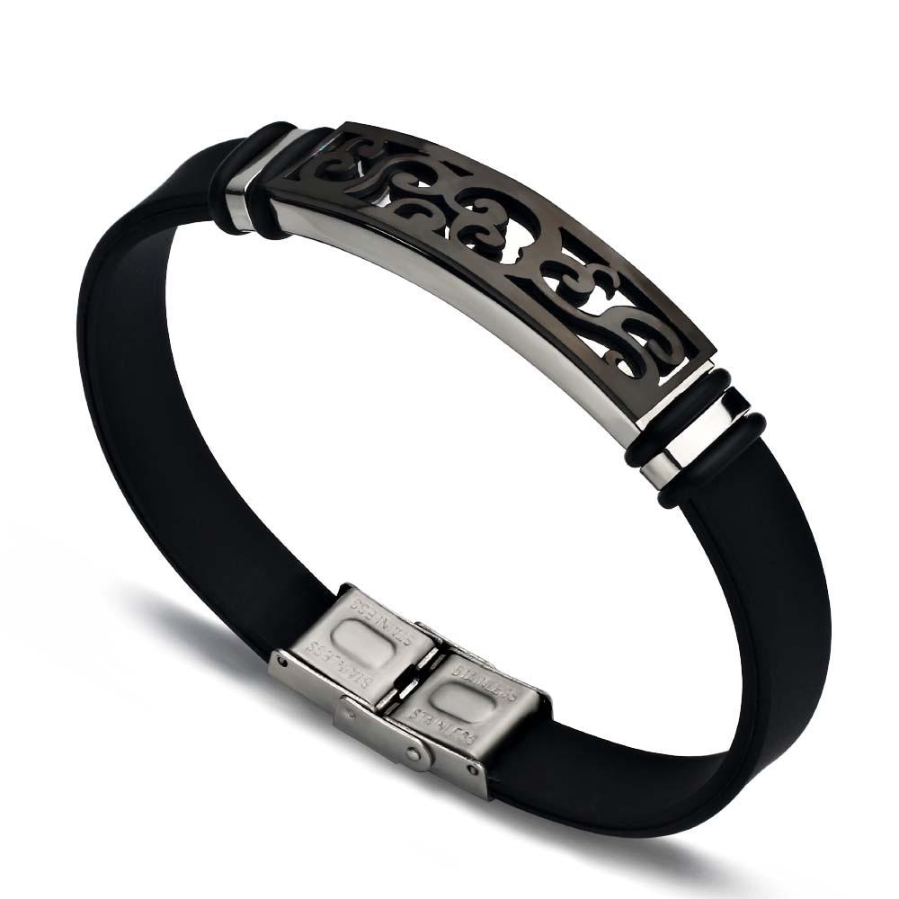 Aliexpress.com : Buy Hollow Pattern Bracelet Femme Erkek