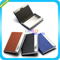 Hot Waterproof Business Name ID Credit Card Mini Box Pocket Wallet Case Holder For Men Women