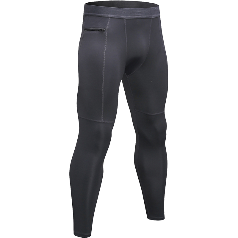 New Zipper Pocket Sport Pants For Men 3