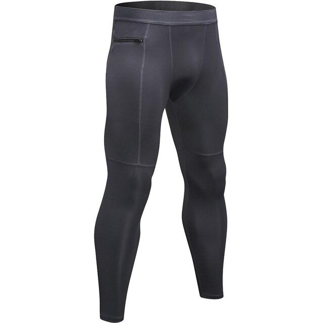 New Zipper Pocket Sport Pants For Men 3