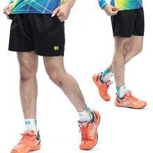 Plus Size Men's Sports Football/Running/Badminton/Tennis/Fitness Shorts Training Sports Cool Short Pants